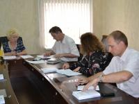 Заседание президиума краевой организации Общероссиского профсоюза