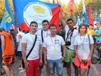 Профсоюзная молодежь Ставрополья на «Селигере-2014»