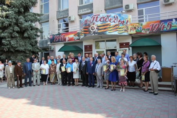 80-летие Курского района Ставропольского края