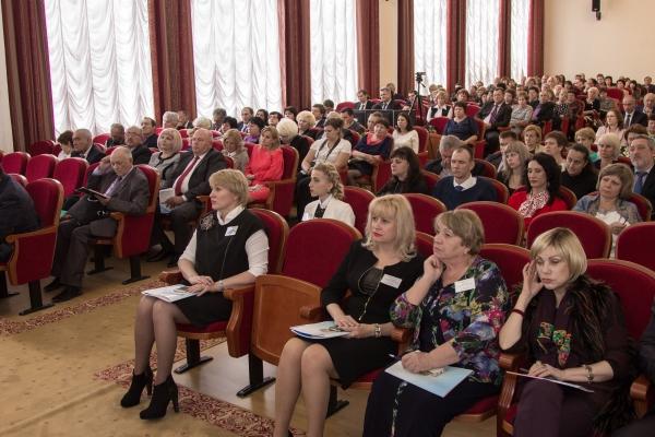 Краевой кадровый форум «Квалифицированные кадры как фактор экономического роста»