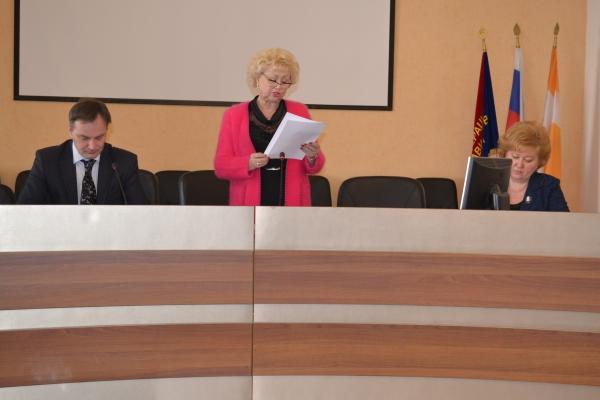 Заседание комитета Ставропольской краевой организации Общероссийского профсоюза