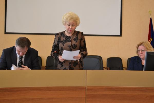 Заседание президиума краевой организации Профсоюза