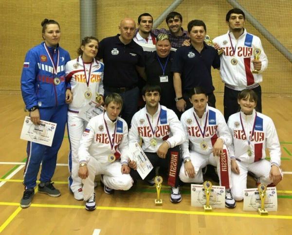 Член Профсоюза завоевала титул чемпионки Европы по рукопашному бою