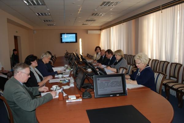 Состоялось заседание Общественного совета при министерстве труда и социальной защиты населения Ставропольского края