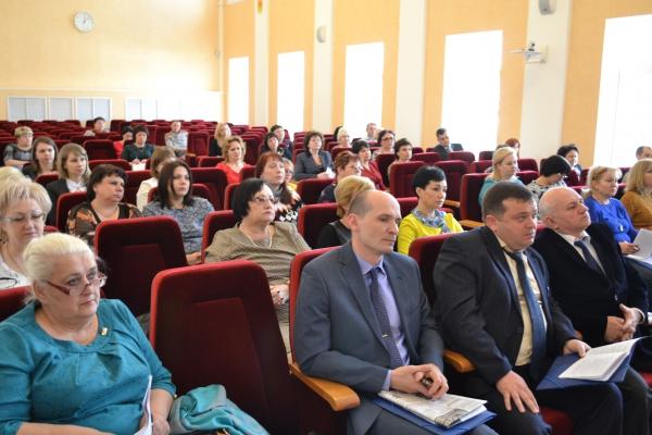 Состоялось очередное заседание комитета Ставропольской краевой организации Профсоюза
