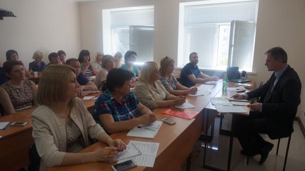 Семинары для специалистов социальной сферы Ставропольского края