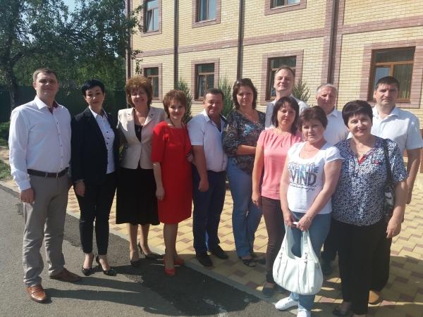 Северо-Кавказский региональный семинар-совещание