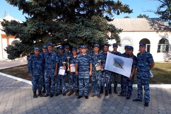 Лучшего начальника караула выбрали в УФСИН России по Ставропольскому краю
