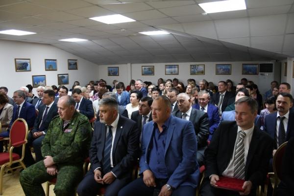 Торжественное мероприятие, посвященное 19-летию со дня образования Управления Судебного департамента в Ставропольском крае