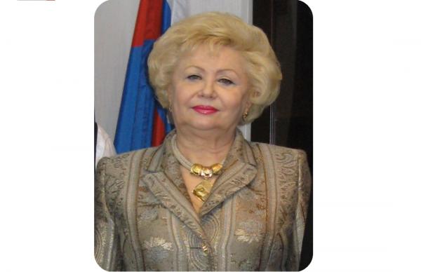 Иванова Т.А. внесена в Книгу Почета