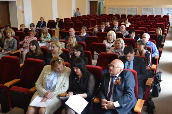 X заседание комитета Ставропольской краевой организации Общероссийского профсоюза