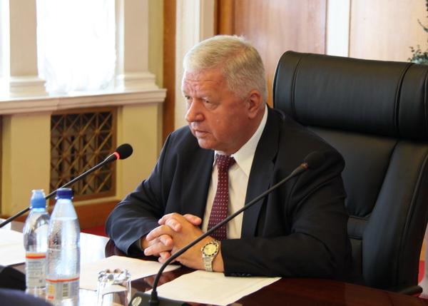 Заседание Исполкома ФНПР
