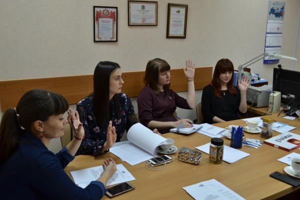 Заседание Молодежного совета