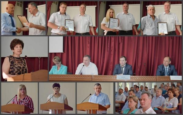 Г.Волков принял участие в плановом еженедельном рабочем совещание Главы Георгиевского городского округа