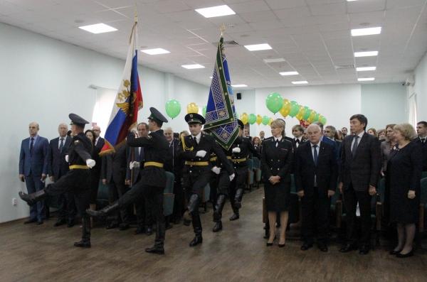 День судебного пристава и 154 годовщина образования института судебных приставов России
