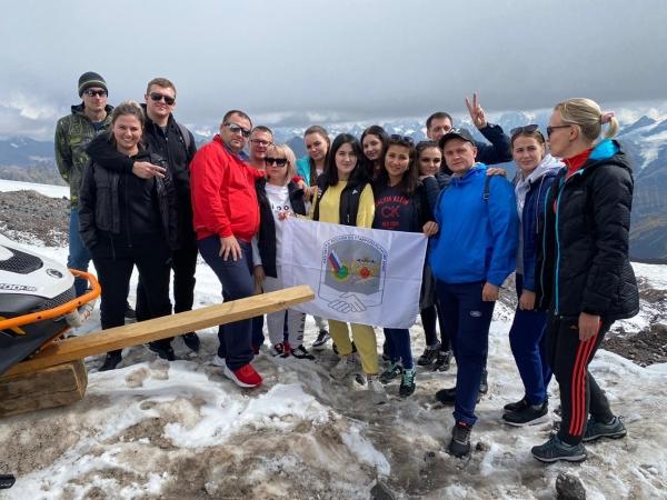 Профсоюзная организация медико-санитарной части УФСИН организовала поездку в Приэльбрусье