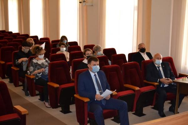 Состоялось плановое заседание президиума № 2