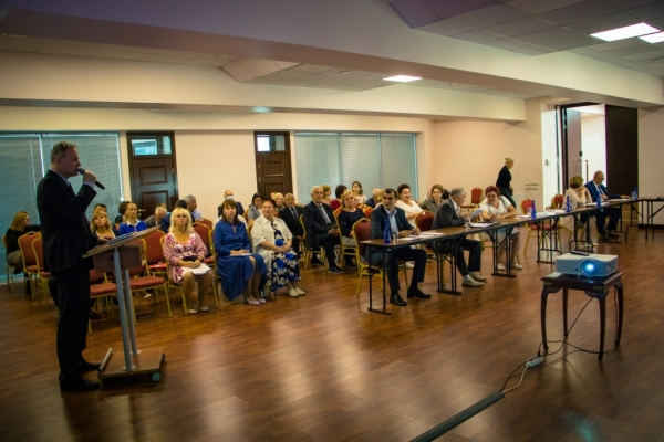 Заседание Президиума Профсоюза